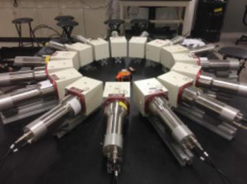 Neutron assay system