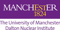 The University of Manchester Dalton Nuclear Institute logo