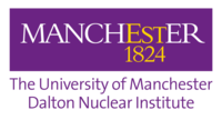 University of Manchester Dalton Nuclear Institute logo